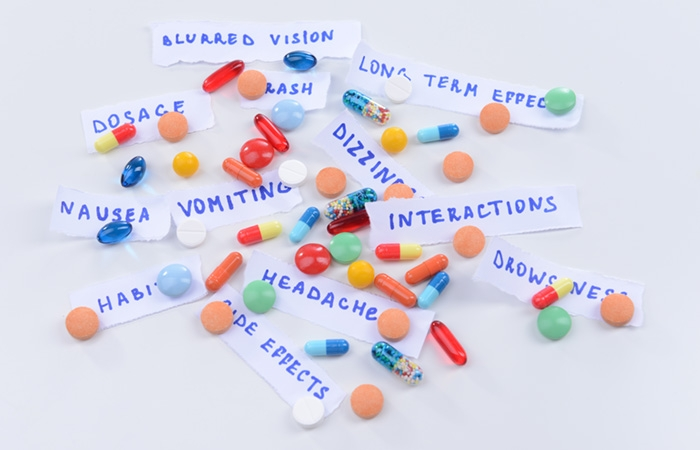 medical aspects of adverse drug reactions