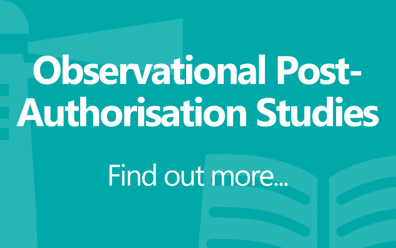 observational post-authorisation studies