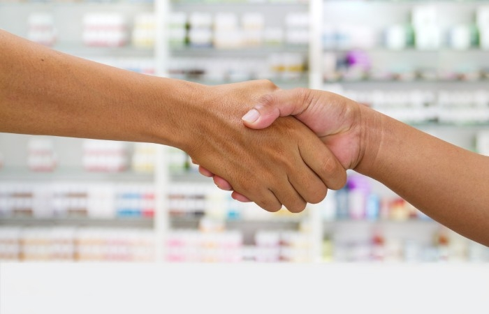 Pharmacovigilance subject to licensing agreements